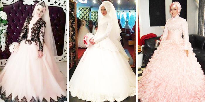 свадебное платье принцесса 7