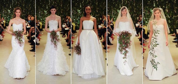свадебное платье бюстье 3