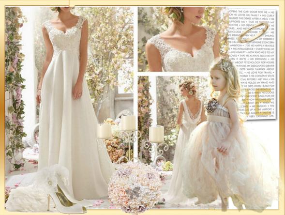свадебные платья в греческом стиле 3