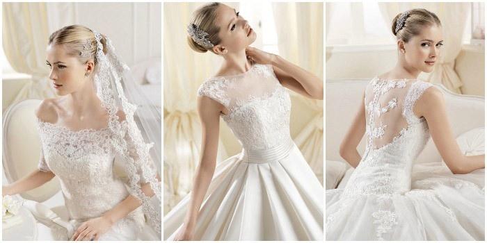 модная длина свадебных платьев