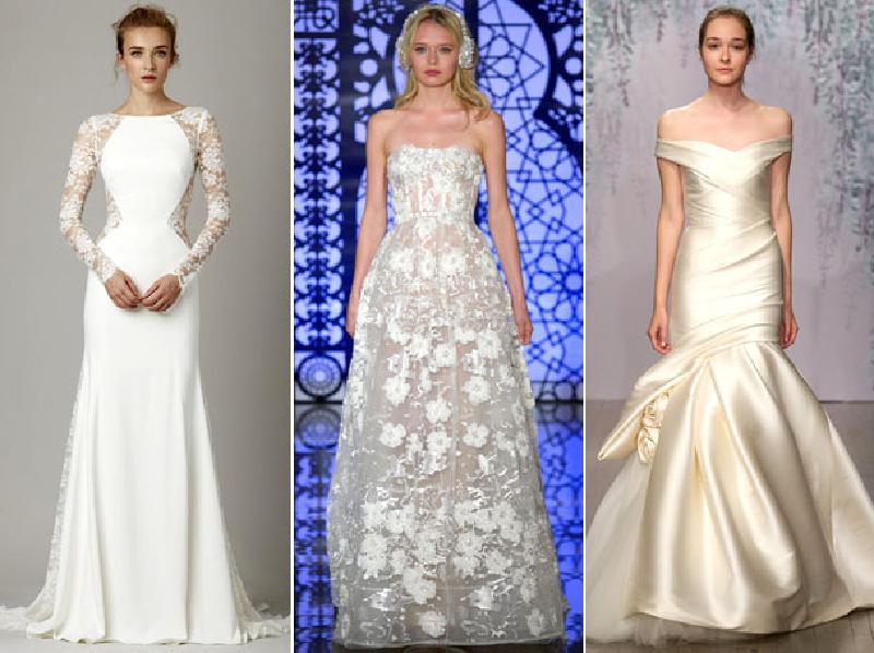 лучшие свадебные платья весна-лето 2017, топ на фото 2
