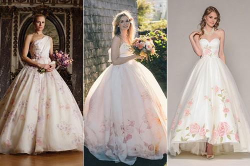 подборка фото самых красивых и модных платьев сезона весна-лето 2017, фото 6
