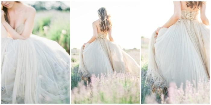 свадебное платье принцесса 1