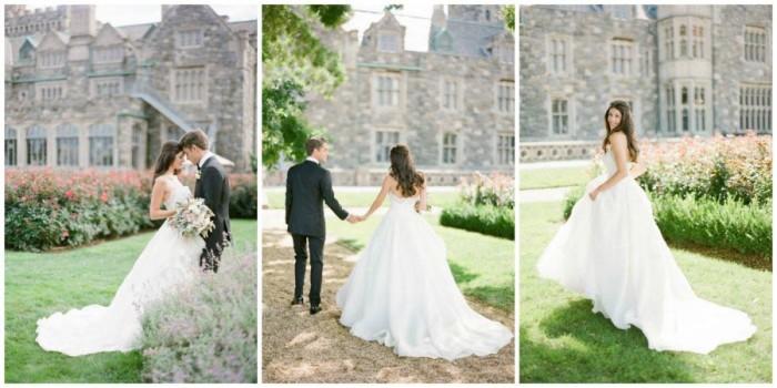 свадебное платье принцесса 3