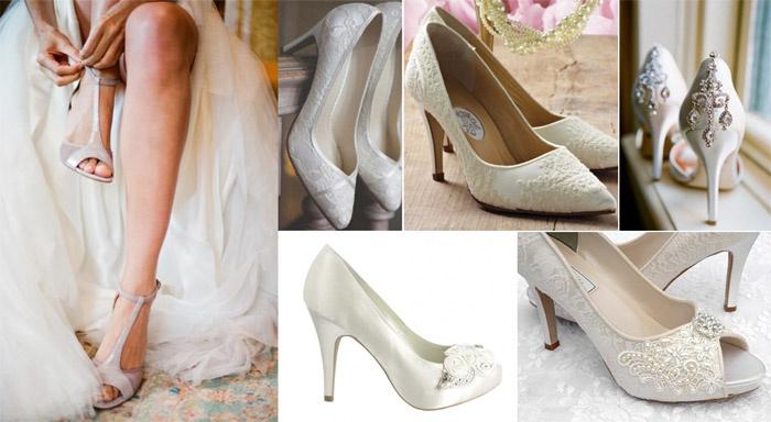 модные свадебные туфли весна-лето 2017, фото 2