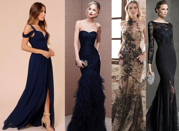 866d811ca1f8 Вечерние платья весна-лето 2017  модные фасоны и тренды, красивые ...