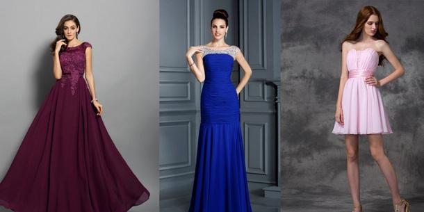 Самые красивые платья на лето 2017