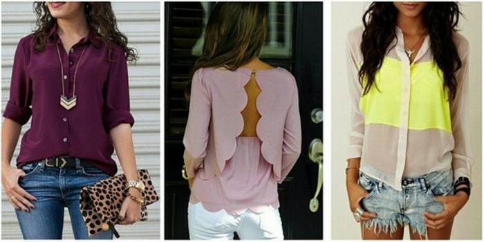 модные блузки и рубашки весна-лето 2017: тенденции, тренды и новинки на фото 1