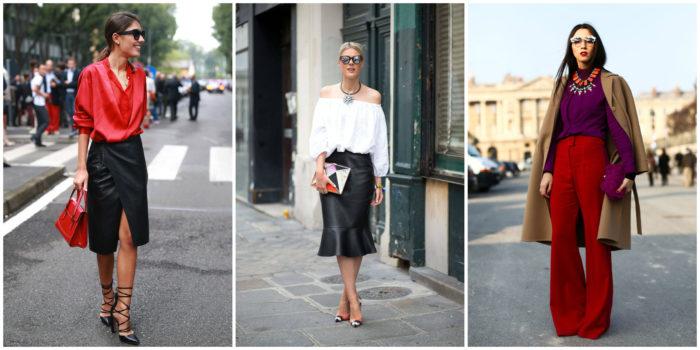 Модные блузки и рубкашки весна-лето 2017