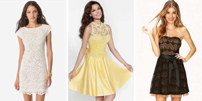 модные коктейльные платья весна-лето 2017, тенденции и тренды на фото 1