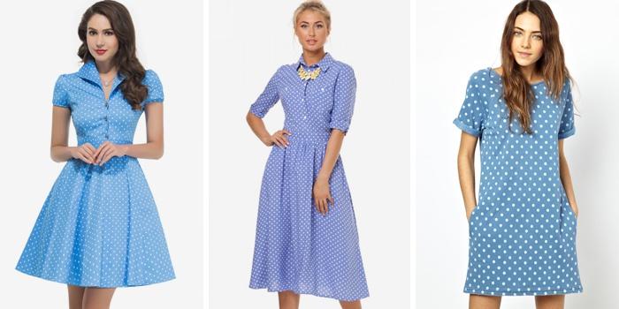 Модные коктейльные платья весна-лето 2017 фото