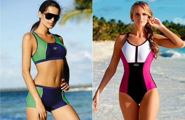 спортивные купальники 2