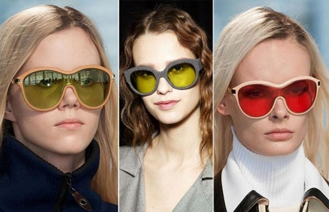 самые модные солнцезащитные очки весна-лето 2017, фото подборка и новинки 3