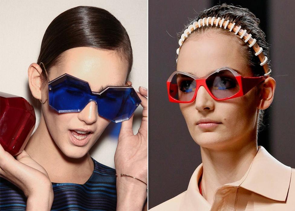 самые модные солнцезащитные очки весна-лето 2017, фото подборка и новинки 4