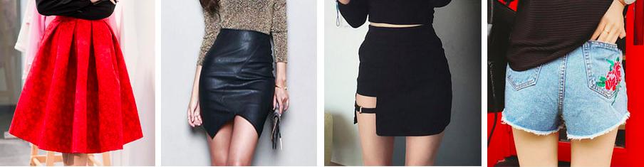 юбки и шорты 1
