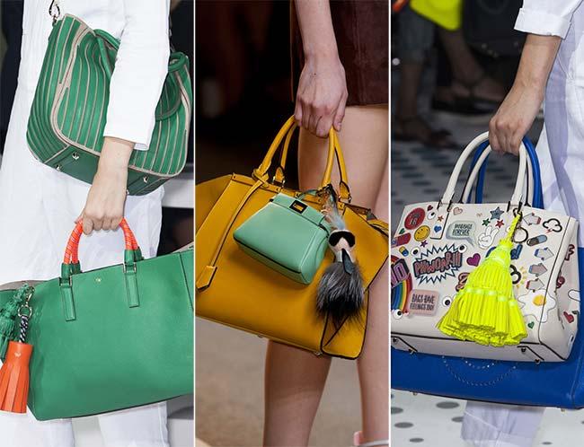 что модно носить летом 2017, сумки 3