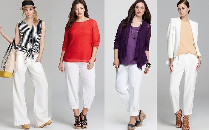 модные сеты с брюками, шортами и юбками лето 2017 2