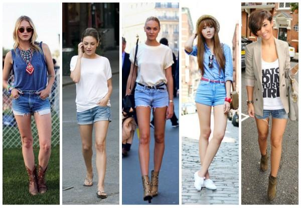 модные сеты с брюками, шортами и юбками лето 2017 4