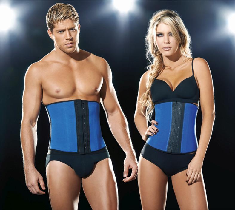 Корсет Waist Trainer для уменьшения талии можно носить и мужчинам, и женщинам