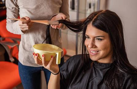 Для увеличения положительного результата от использования аппаратаДарсонвалятребуется нанести на волосы масляные маски