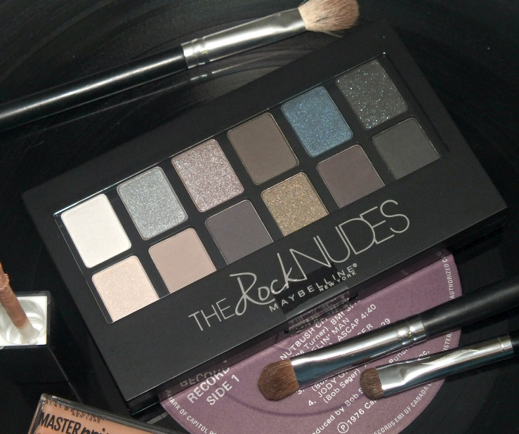 Создавайте макияж в стиле Nud с Maybelline NY The Rock Nudes
