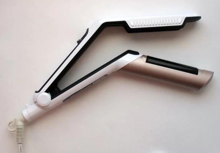 Rowenta volum 24 cf6460fo быстро и просто создает прикорневой объем на волосах, благодаря своей особенной изогнутой форме