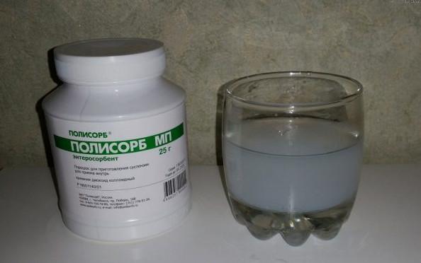 Хоть Полисорб и безопасен для организма в целом, препарат в домашних условиях лучше употреблять после одобрения врача
