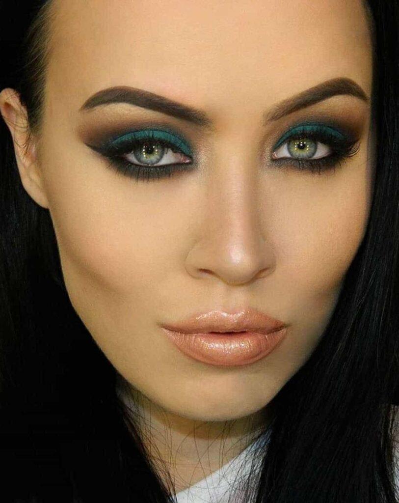 зеленые глаза 1