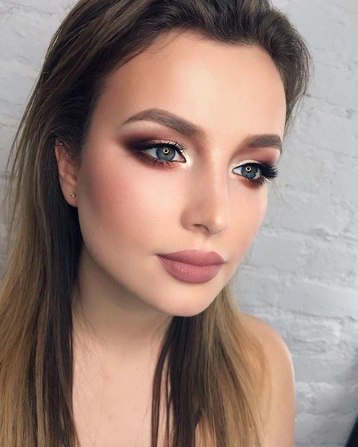 самый красивый и модный макияж весна-лето 2021, фото 4