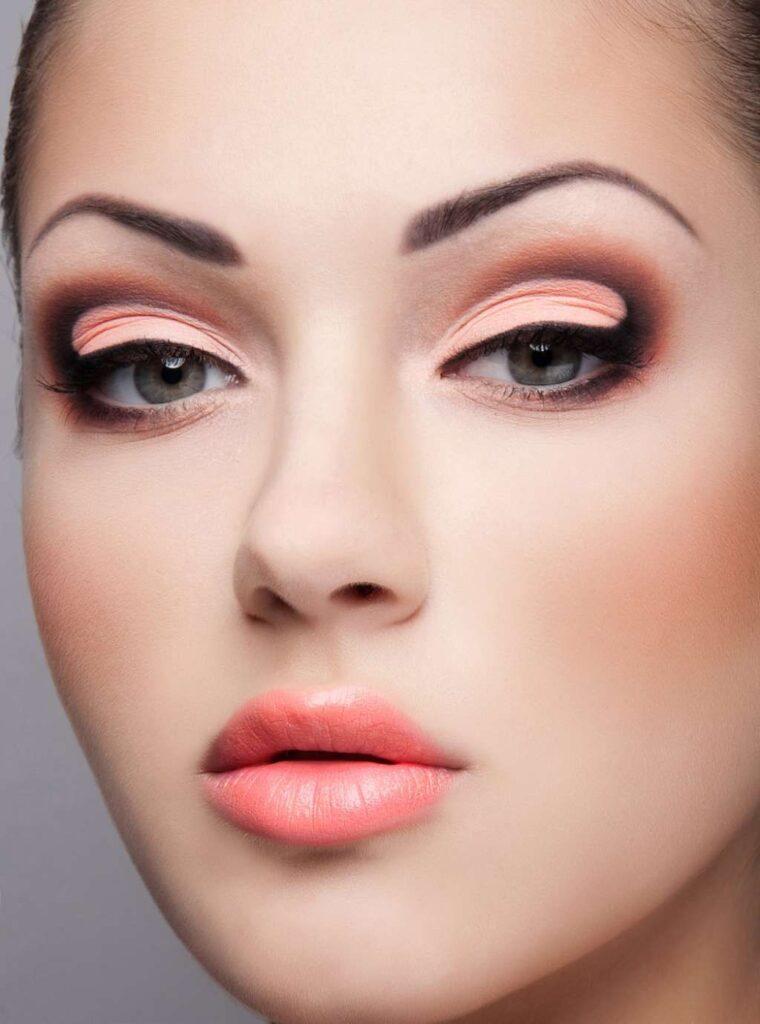макияж глаз новинки на фото 2