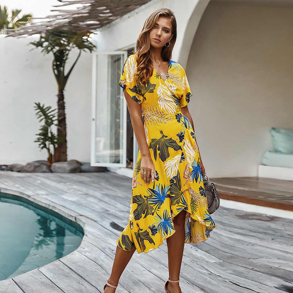 красивые и модные летние платья 2021, фото 3