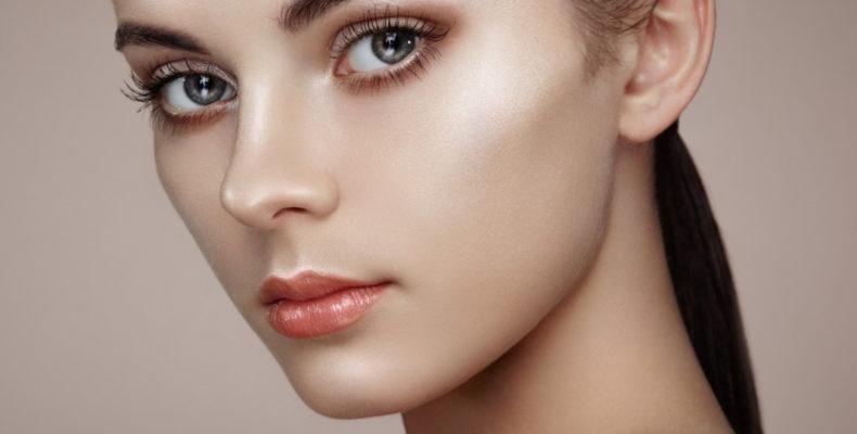 Как сделать макияж с эффектом сияние кожи