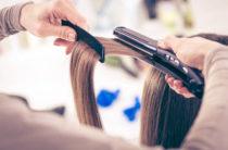 Термозащита для волос от утюжка