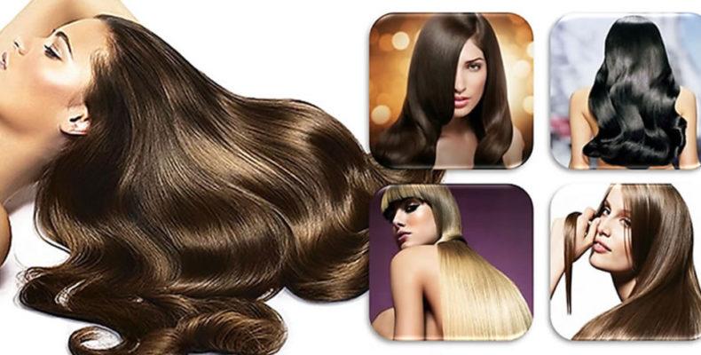 Иллюминирование волос