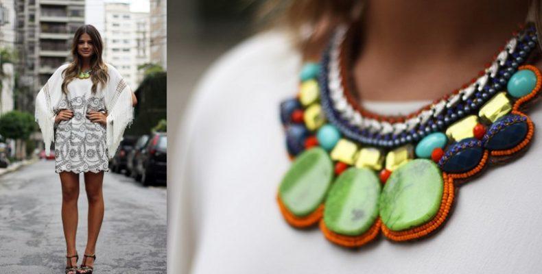 Как сделать украшение стильными