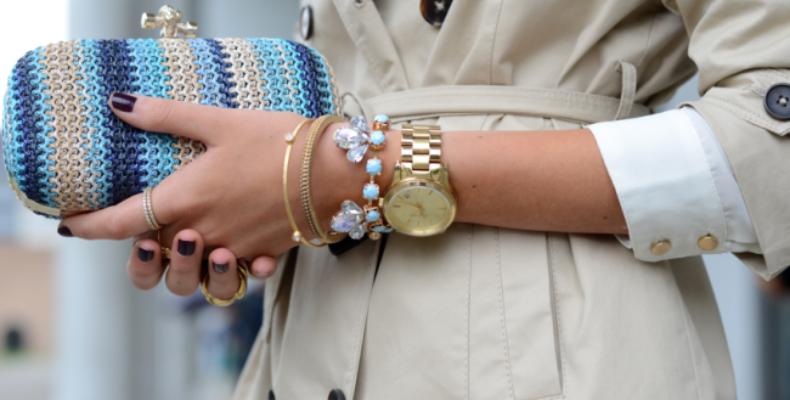 Модные браслеты весна-лето 2017 фото