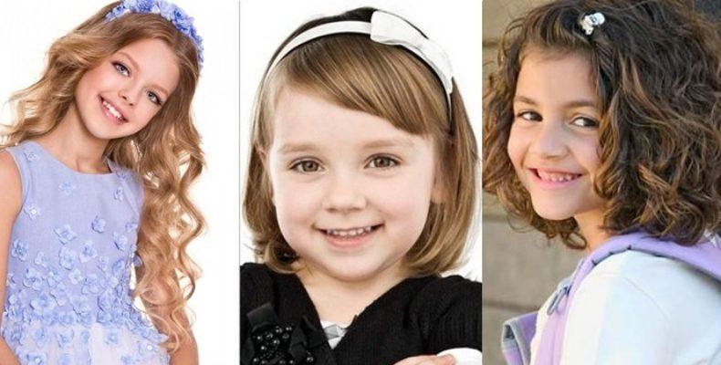 Детские прически весна-лето 2017 для девочек и мальчиков
