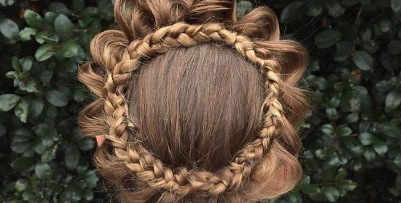 Красивые и модные косы весна-лето 2017