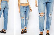 Модные женские джинсы весна-лето 2017 фото