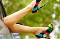 Модные женские туфли весна-лето 2017 фото