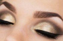 Модный макияж весна-лето 2017: глаз, губ, бровей, ресниц на фото