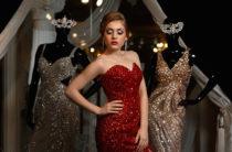Красивые платья на выпускной 2017, модные тенденции