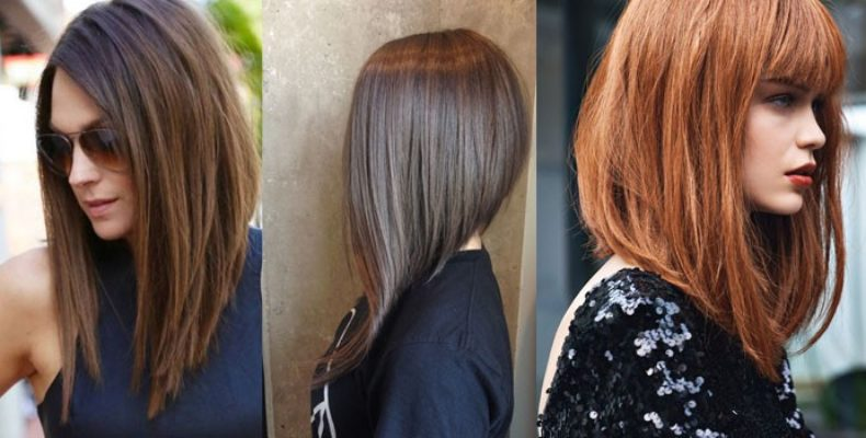 Модные стрижки на средние волосы весна-лето 2017 фото