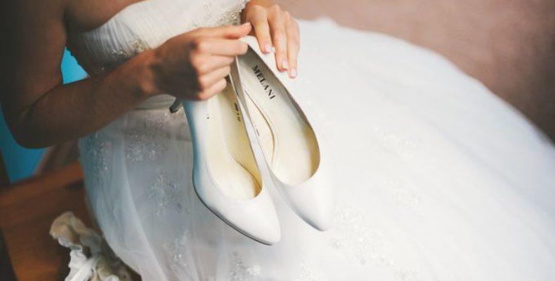 Свадебные туфли весна-лето 2017