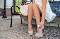 Модные и красивые туфли на выпускной вечер 2017